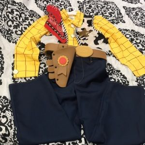 Woody dress up outfit